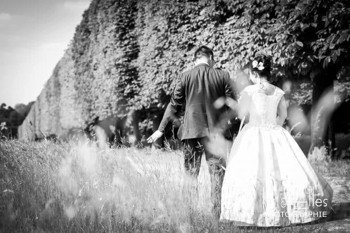 Château de Champs sur Marne - Photographe mariage chinois