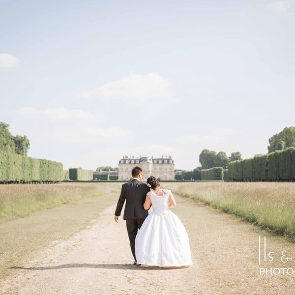 Reportage photos Mariage - Champs sur Marne