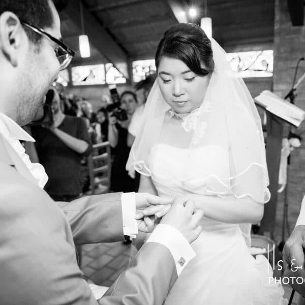 Reportage photos mariage - Cécile et Benjamin - Château des Ormes