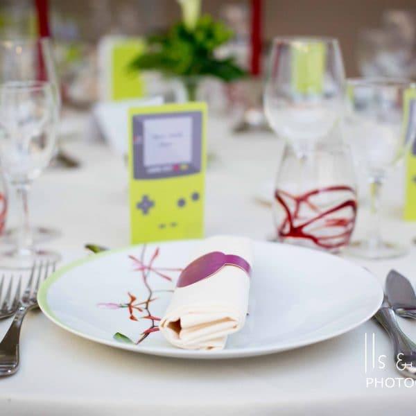 Reportage photos mariage - Auberge de la Garenne