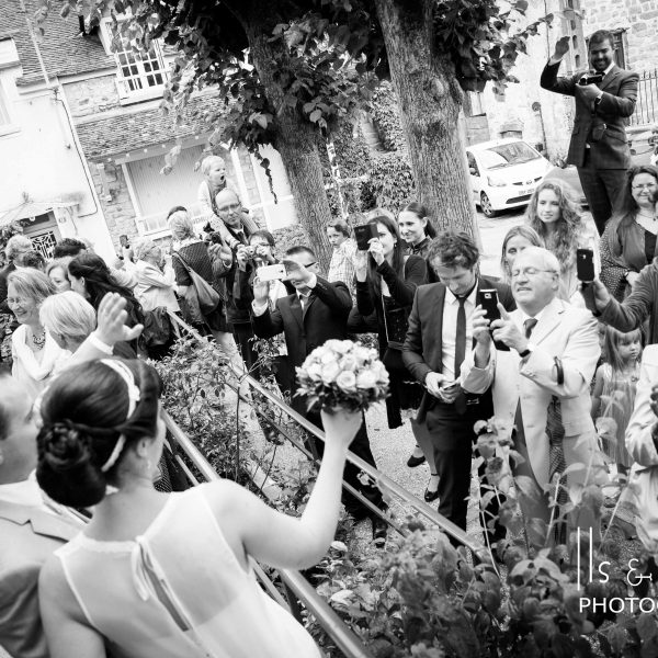 Photos Mariage - Samois sur Seine - Héricy - Charlotte et Ludovic