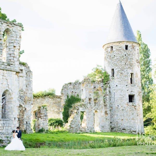 Ils & Elles Photographie - Château du Vivier - Fontenay Trésigny