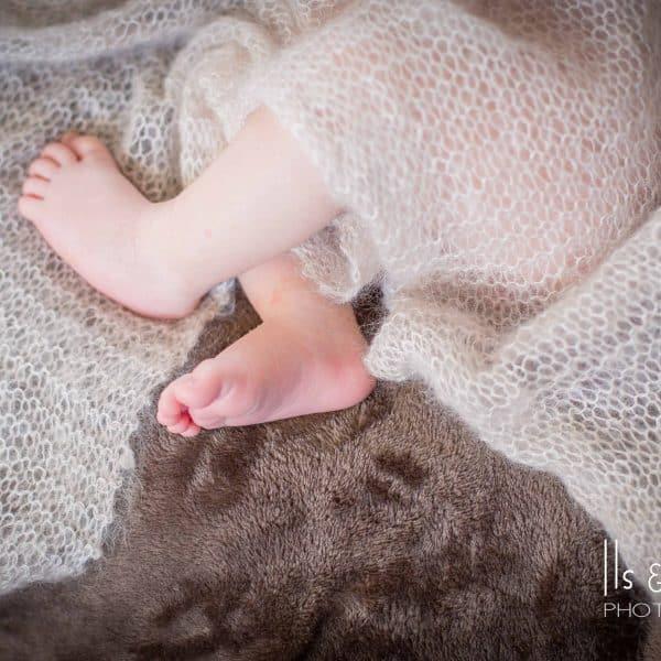 photographe bébé et nouveau-né studio rennes