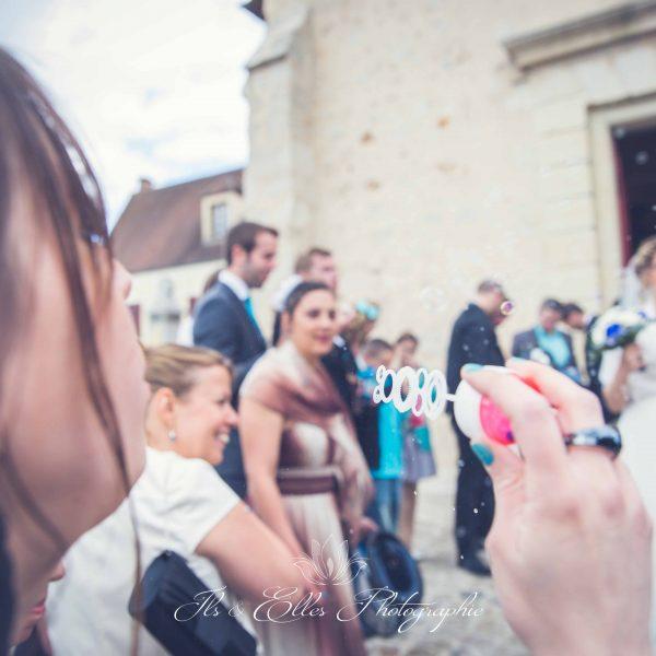 Mariage Eglise Saint Pierre à Plaisir
