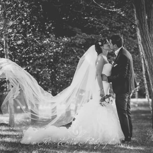 Mariage au domaine de la Gillardière