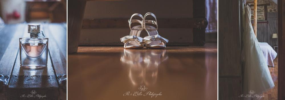 Mariage au Manoir de la Haute Pilais