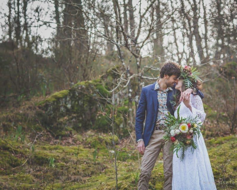 Le plaisir d'être publiée sur les blogs de mariage