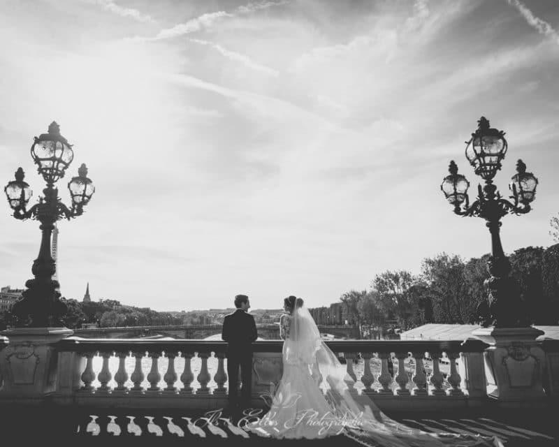 Mariage au Pavillon Henri IV