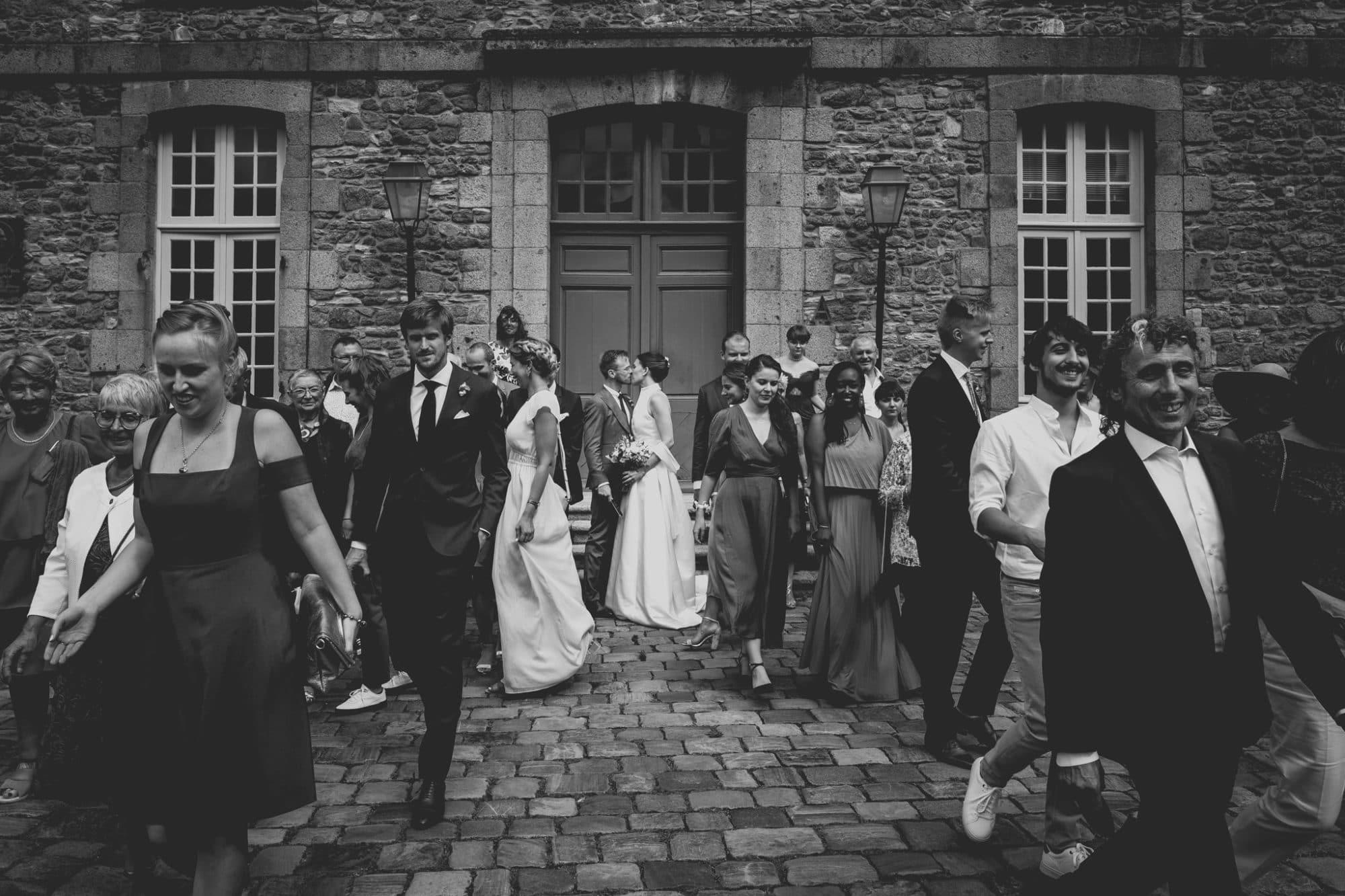 Mariage à Saint Malo