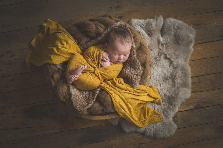 Séance nouveau-né à Rennes