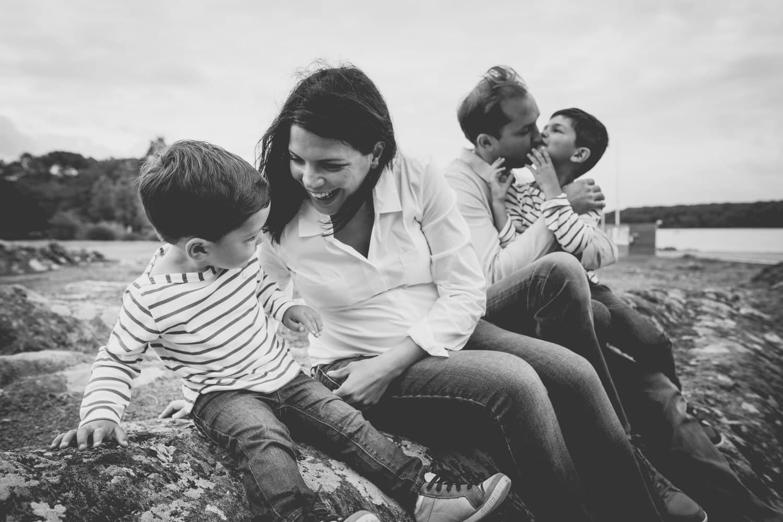 Séance photo Famille à Rennes