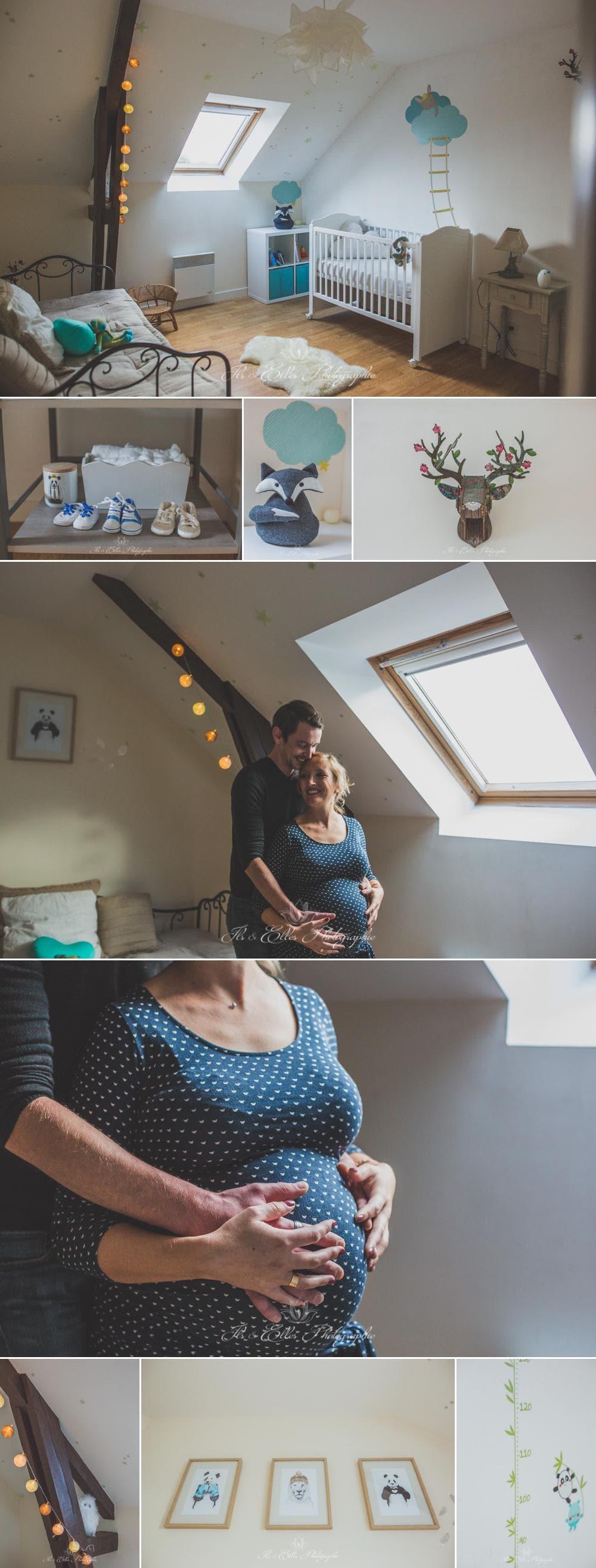 Séance photo à domicile Bretagne