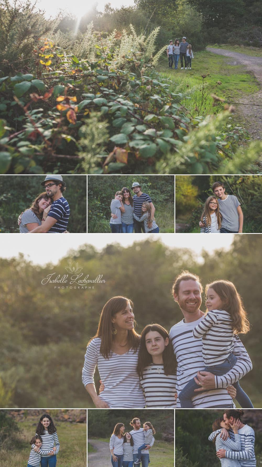 Vivre une séance photo famille intergénérationnelle