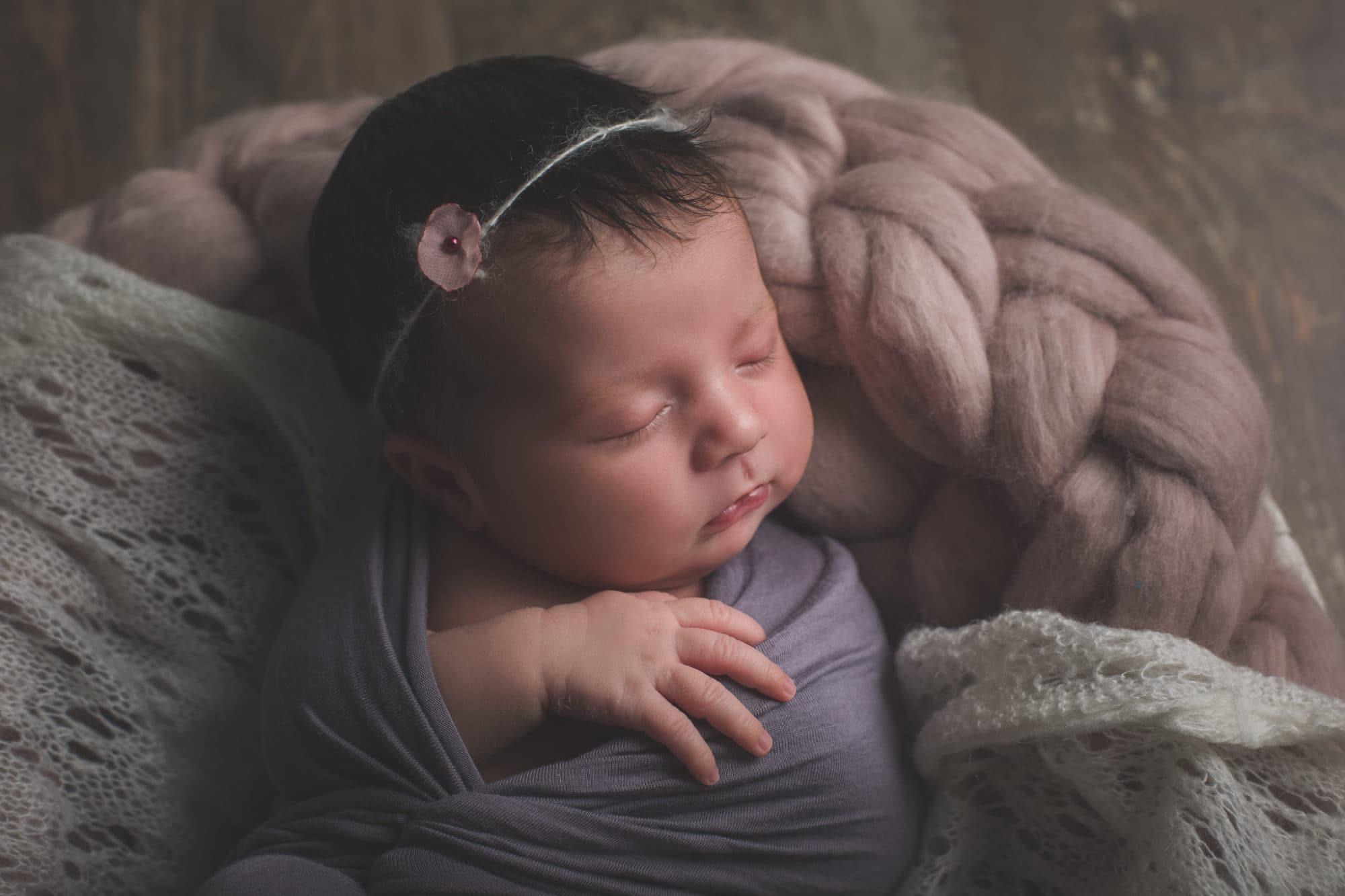 photos artistique de nouveau-né