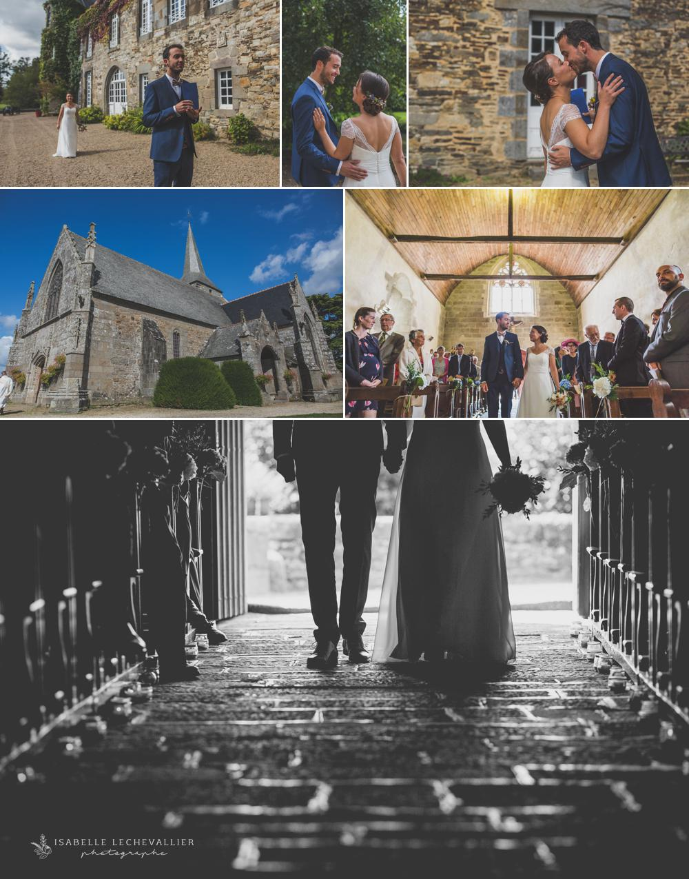 Se marier à l'église de Saint Pierre de Plesguen