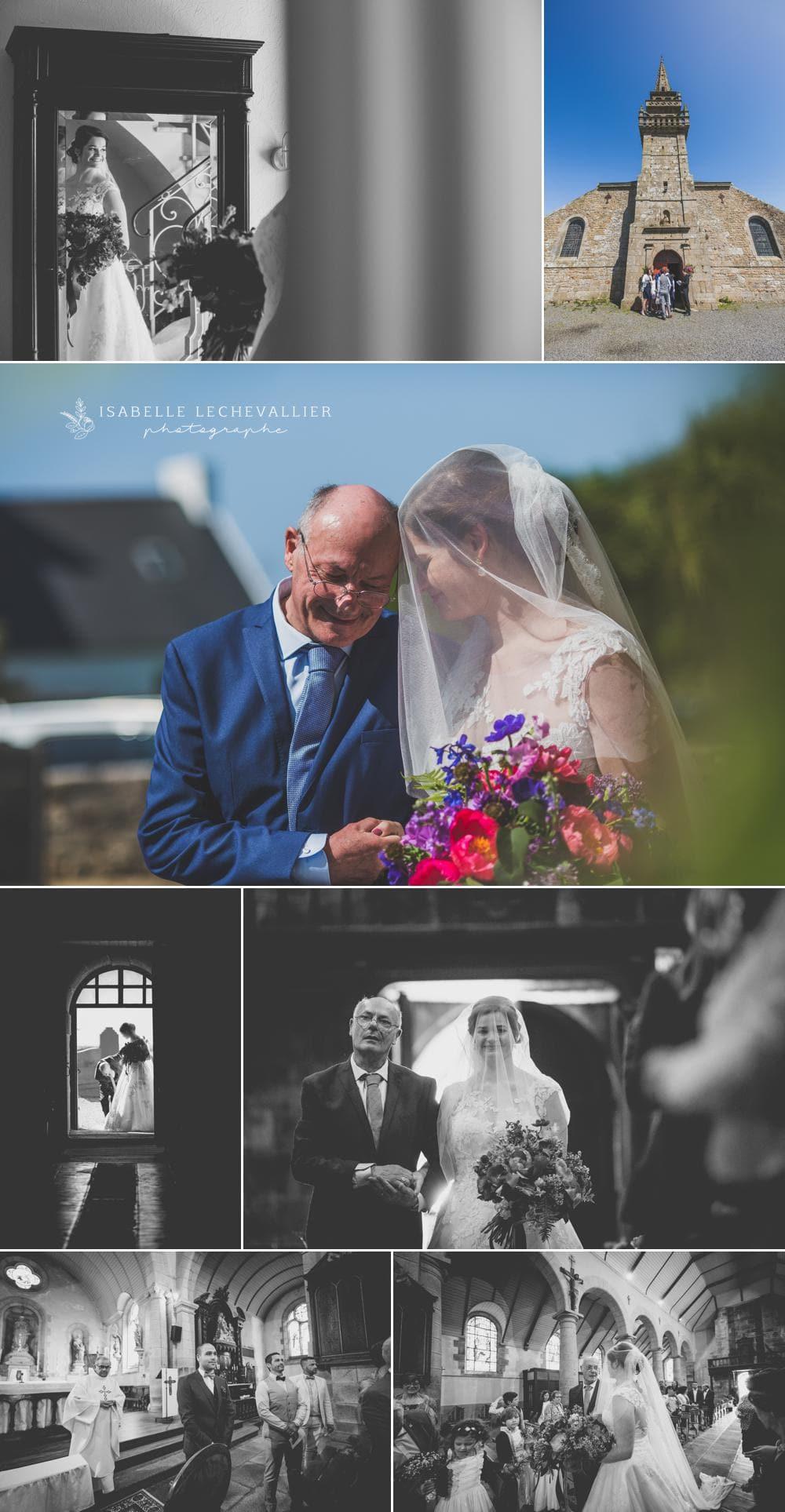 Mariage breton dans le Finistère