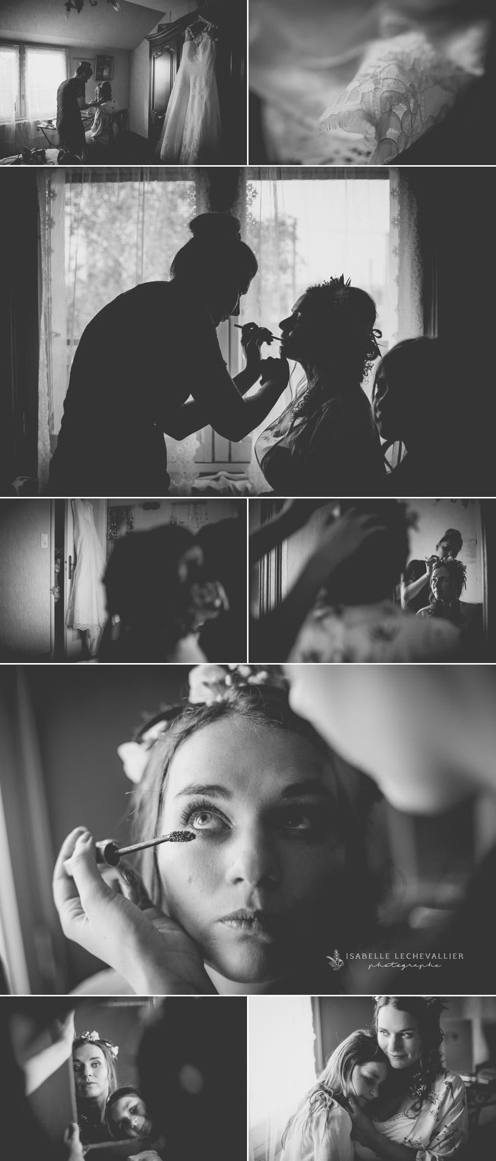 Reportage photo mariage à la Demeure d'Ogust