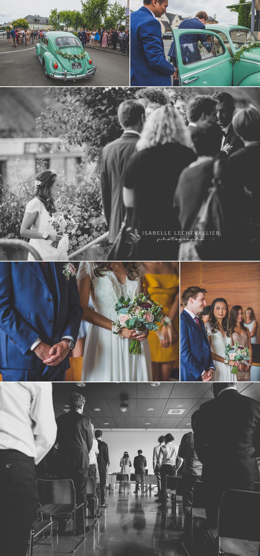 Reportage photo mariage à Mordelles