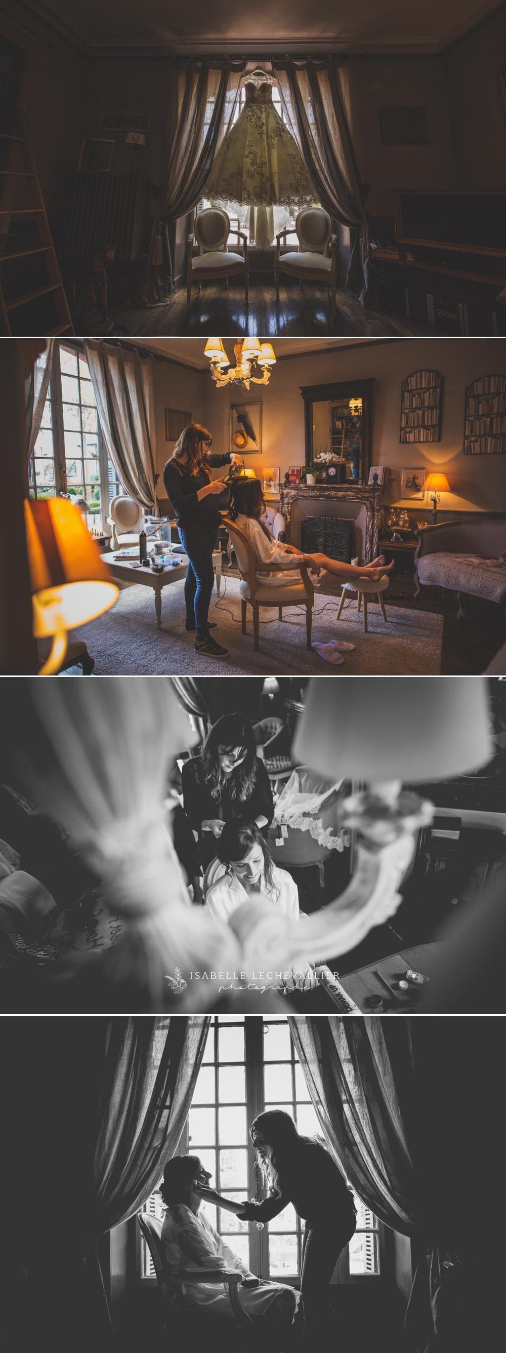 Reportage photo mariage au Château de Bonnefontaine