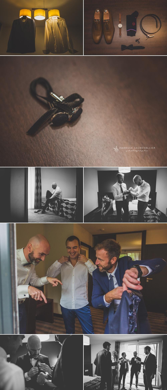 Reportage photo mariage au Domaine de Cicé Blossac
