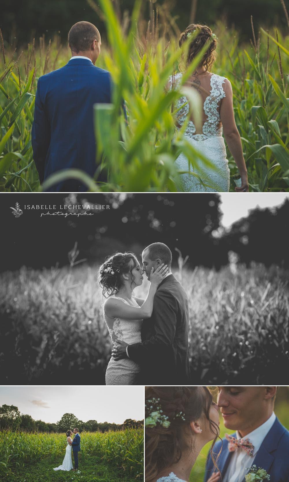 Reportage photo mariage au Domaine de Kervallon