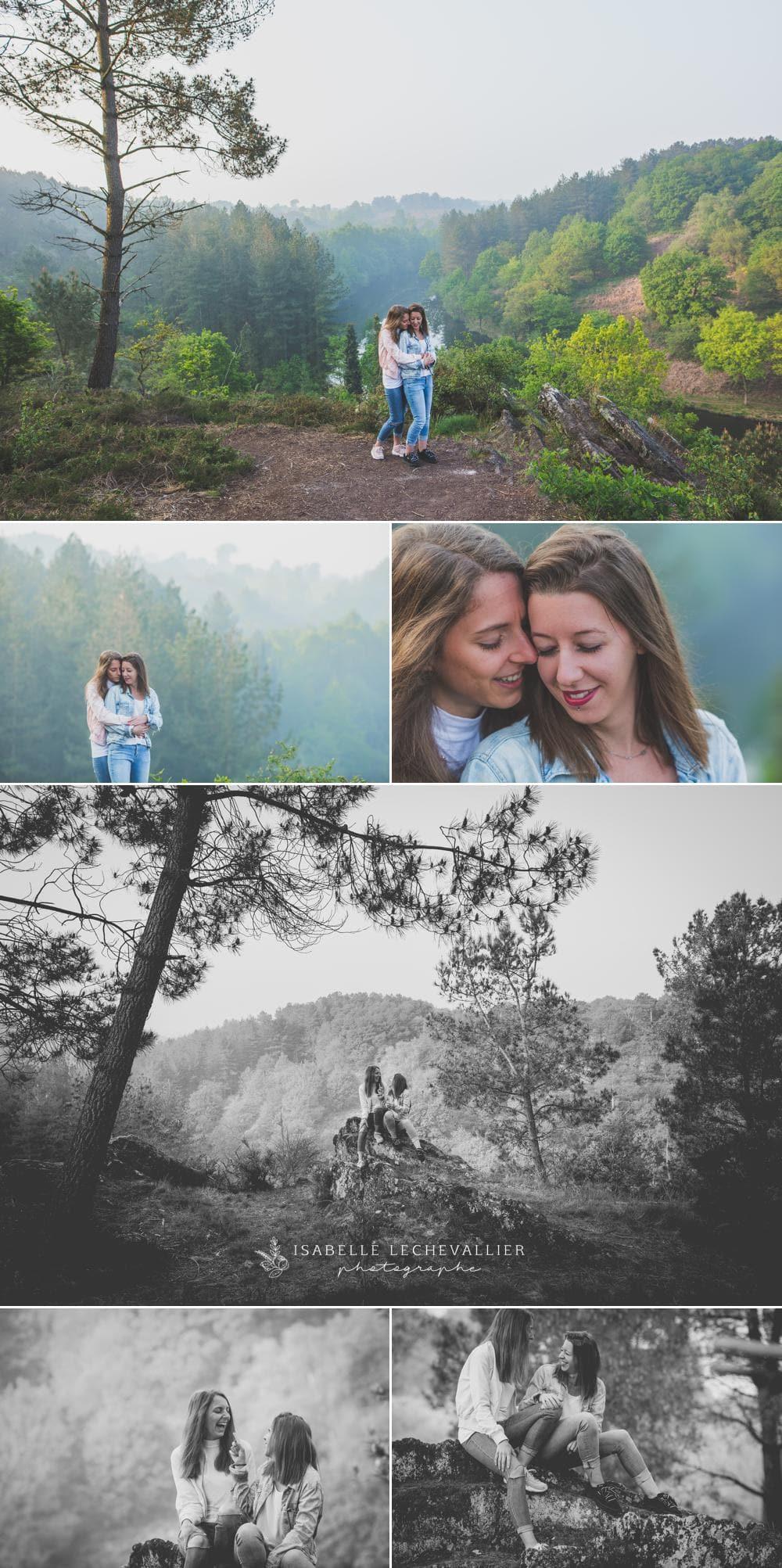 Une histoire d'amoureuses en photos