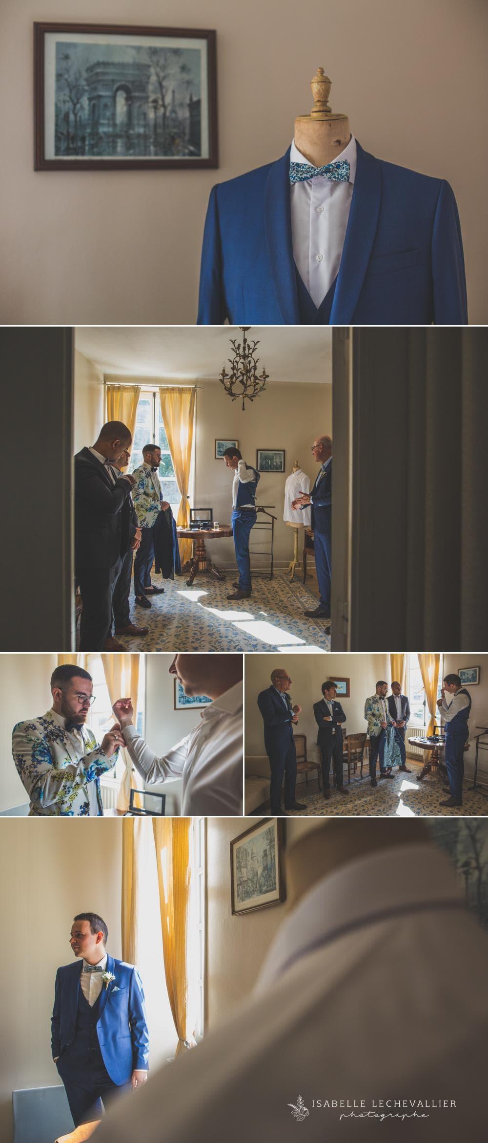Reportage photo Mariage Romantique en Bretagne