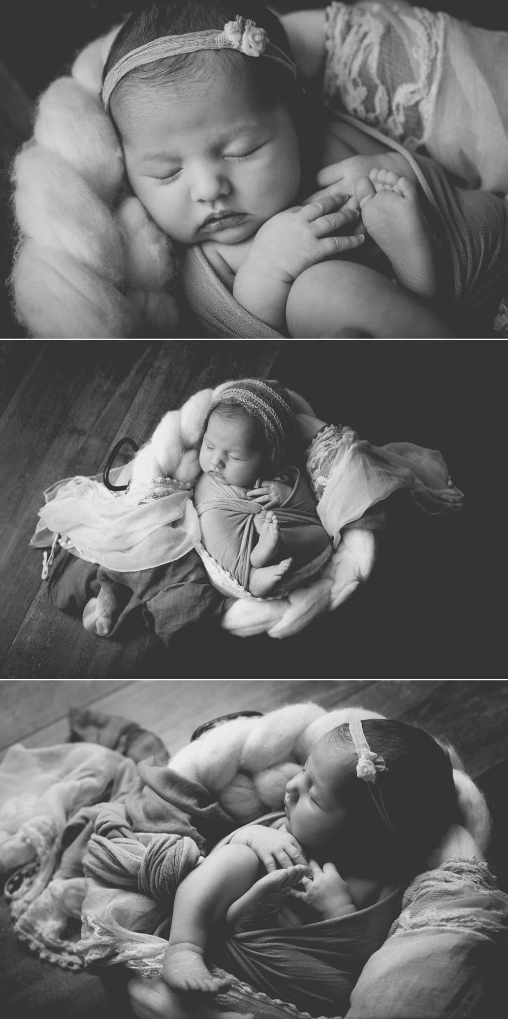 Photos artistiques de votre bébé