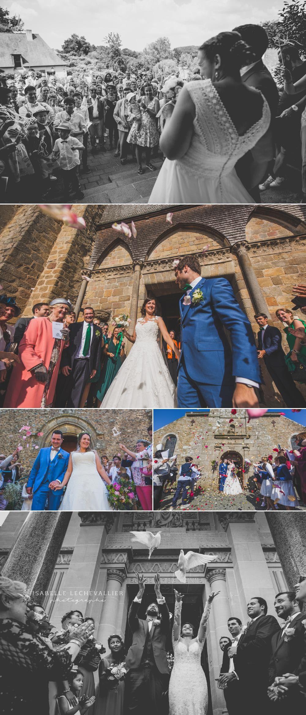 Des photos de mariage pleines d'émotions