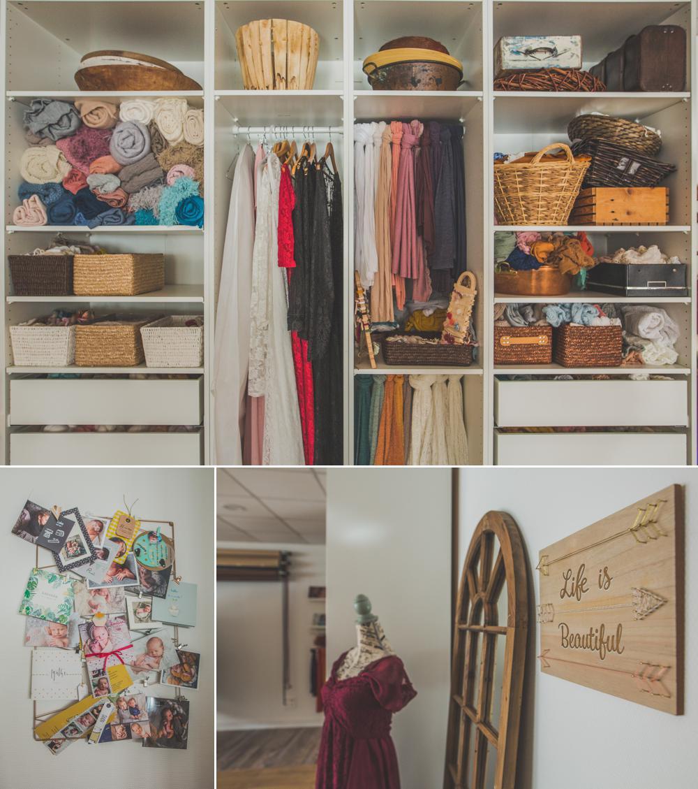 studio photo maternité et naissance près de Rennes