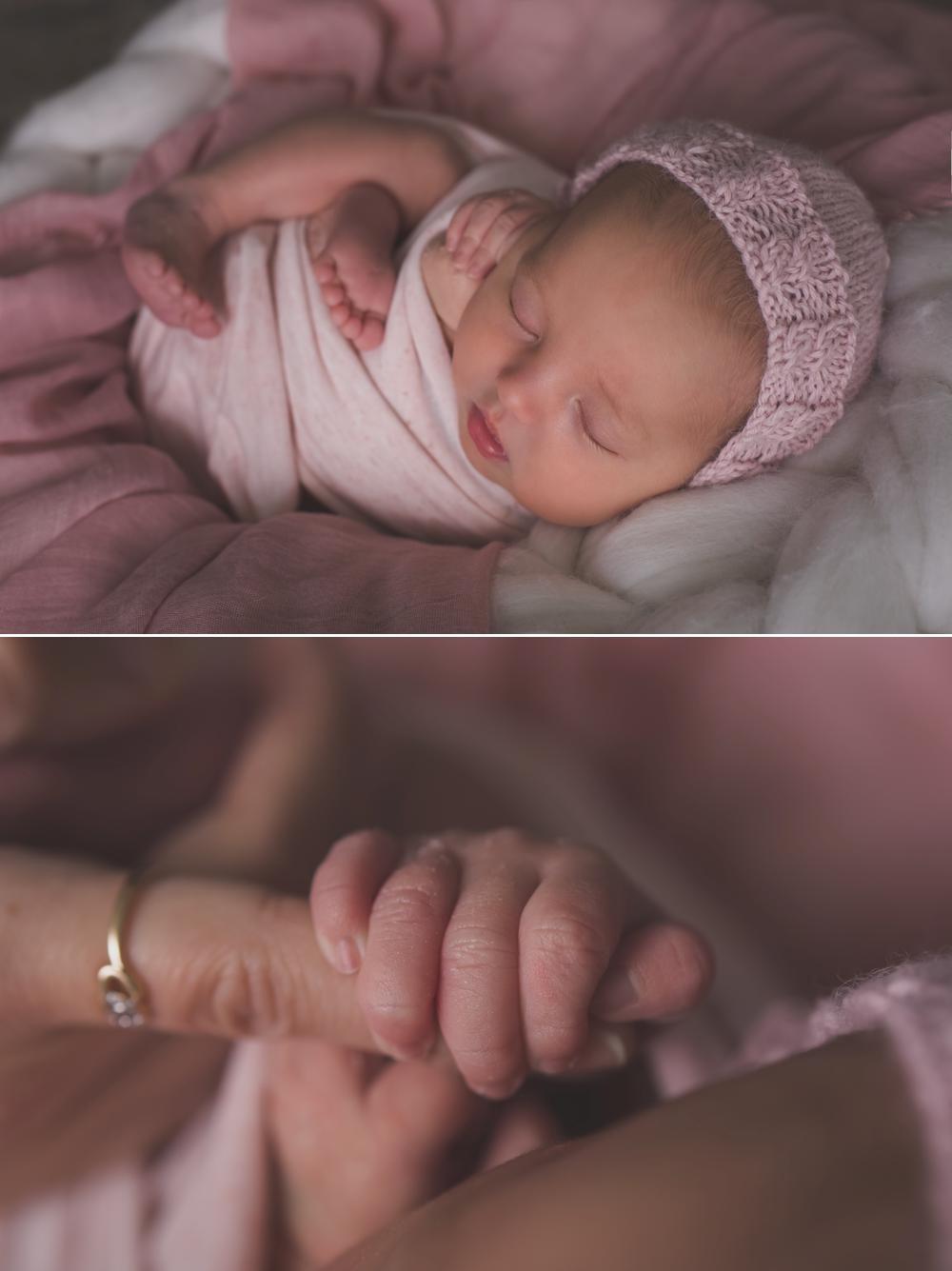 les premiers jours de votre bébé