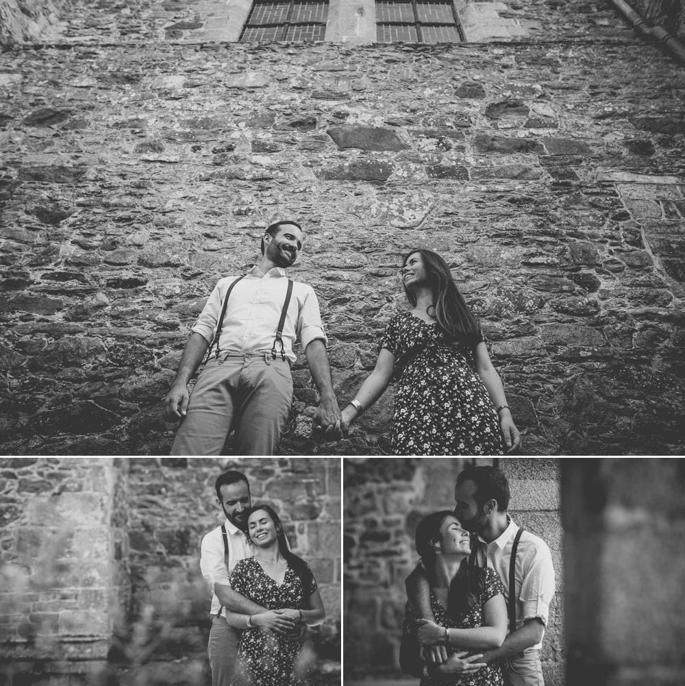 balade en amoureux dans un village breton