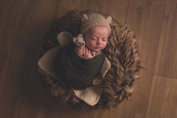 Le bon moment pour une séance photo naissance