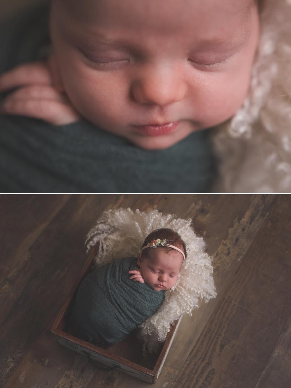 Apaiser votre bébé grâce à l'emmaillotage