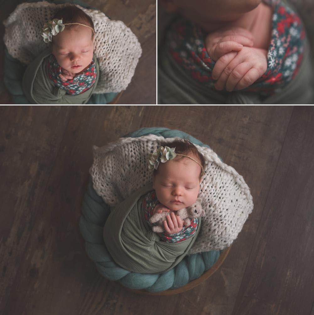 Apaiser votre bébé grâce à l'emmalliotage